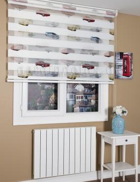 Babyværelse gardiner