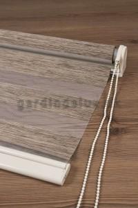 billede af bambus gardin